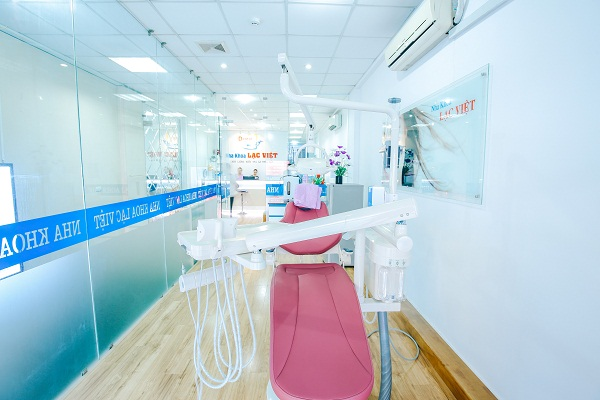 Phòng điều trị 1: Phòng phân tích mật độ xương và Smile Design